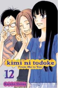 Kimi ni Todoke: From Me To You Graphic Novel 12