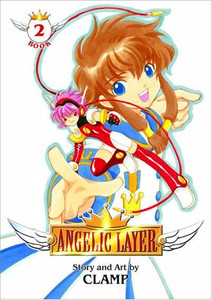 Angelic Layer Omnibus Graphic Novel Vol. 02