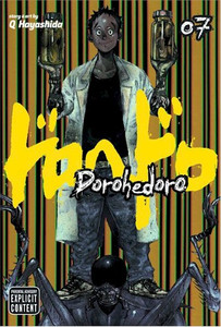 Dorohedoro Graphic Novel Vol. 07