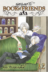 Natsume's Book of Friends Graphic Novel Vol. 12
