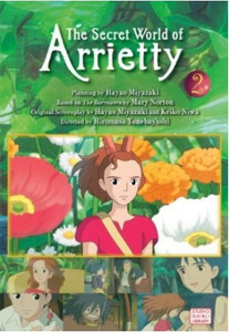 Secret World of Arrietty Film Comic Vol. 02