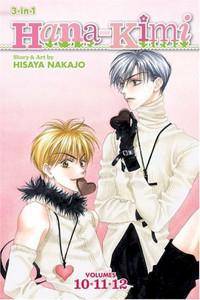 Hana Kimi Omnibus Vol. 4