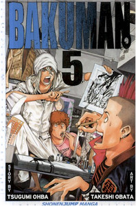 Bakuman Graphic Novel 05