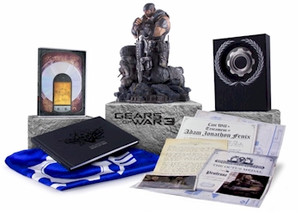 Gears of War 3 Epic Edition (XBOX 360)