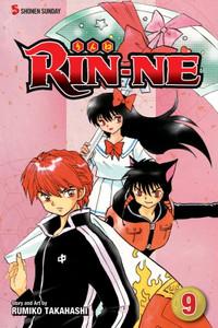 Rin-Ne Graphic Novel Vol. 09