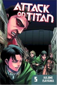 Attack on Titan Graphic Novel 05
