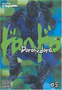 Dorohedoro Graphic Novel Vol. 05