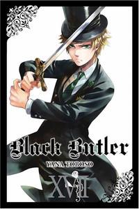 Black Butler Graphic Novel 17
