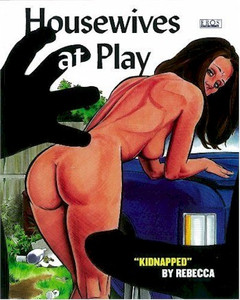 Housewives at Play: Kidnapped Graphic Novel