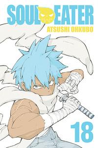 Soul Eater Graphic Novel Vol. 18