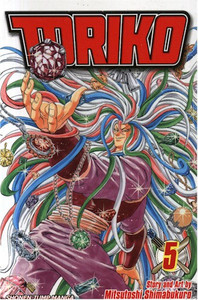 Toriko Graphic Novel 05