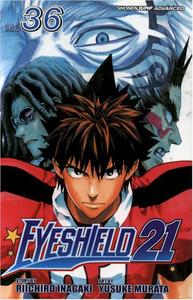 Eyeshield 21 Graphic Novel 36