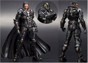 Superman Man of Steel Play Arts Kai - General Zod