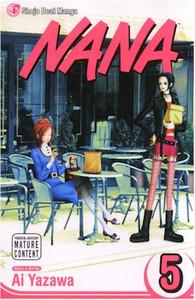 Nana Graphic Novel Vol. 05