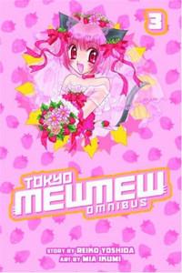 Tokyo Mew Mew Omnibus Graphic Novel Vol. 03