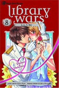Library Wars: Love & War Graphic Novel 08