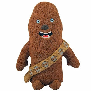 Star Wars Footzeez Plush Doll Chewbacca