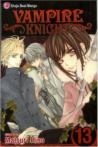 Vampire Knight Graphic Novel 13