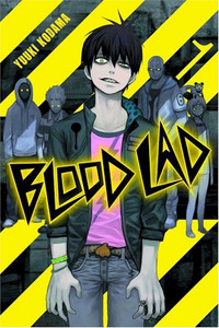 Blood Lad Graphic Novel 01