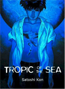 Tropic of The Sea Graphic Novel Vol. 1