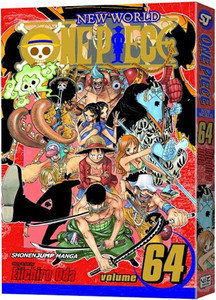 One Piece Graphic Novel 64