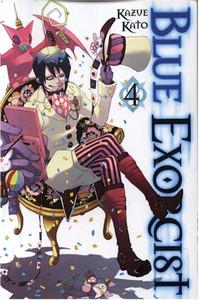Blue Exorcist Graphic Novel Vol. 04