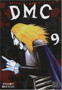 Detroit Metal City Graphic Novel Vol. 09