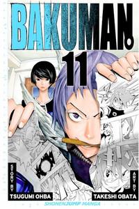 Bakuman Graphic Novel 11