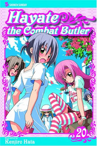 Hayate the Combat Butler Graphic Novel 20