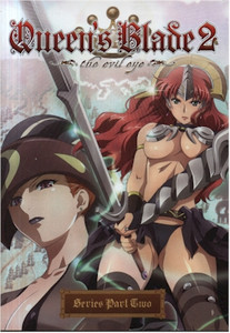 Queen's Blade 2 The Evil Eye DVD Part 2