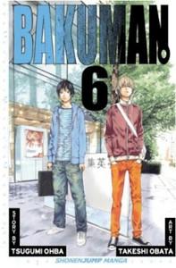 Bakuman Graphic Novel 06