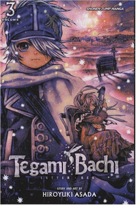 Tegami Bachi Graphic Novel Vol. 03