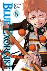 Blue Exorcist Graphic Novel Vol. 06