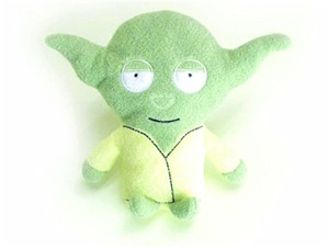 Star Wars Footzeez Plush Doll Yoda