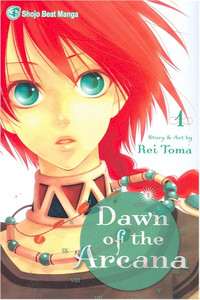 Dawn of the Arcana Graphic Novel 01