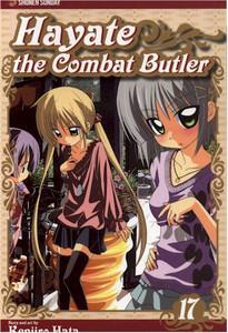 Hayate the Combat Butler Graphic Novel 17