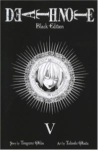 Death Note Graphic Novel Black Edition 05