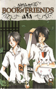 Natsume's Book of Friends Graphic Novel Vol. 08