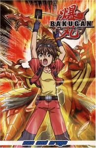 Bakugan Graphic Novel Vol. 04 Dan & Drago