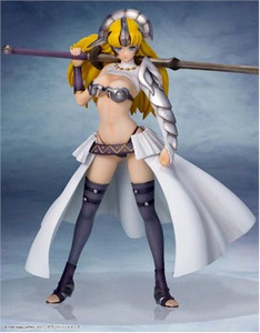 Queen's Blade Figure - Claudette Lord of Thundercloud