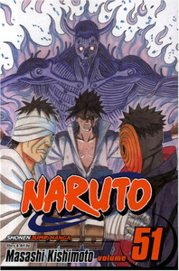 Naruto Graphic Novel Vol. 51