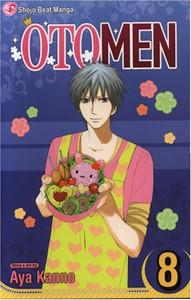 Otomen Graphic Novel 08