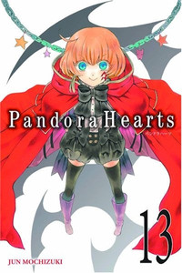 Pandora Hearts Graphic Novel 13