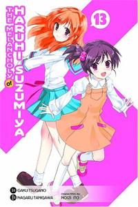 Melancholy of Haruhi Suzumiya Graphic Novel 13