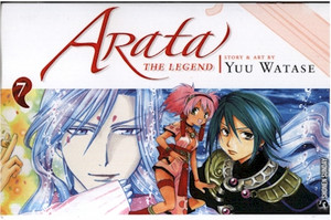 Arata: The Legend Graphic Novel 07