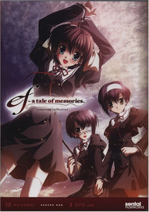 Ef~A Tale of Memories DVD Complete Collection (Season 1)