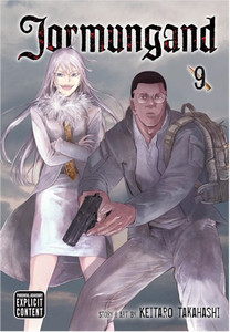 Jormungand Graphic Novel Vol. 09