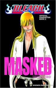 Bleach MASKED: Official Character Book Vol. 2