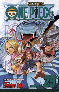 One Piece Graphic Novel 29