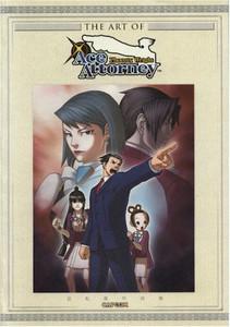 Phoenix Wright: Ace Attorney The Art of Phoenix Wright